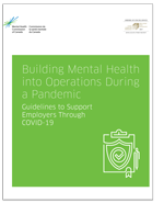 Building Mental Health into Operations During a Pandemic - download